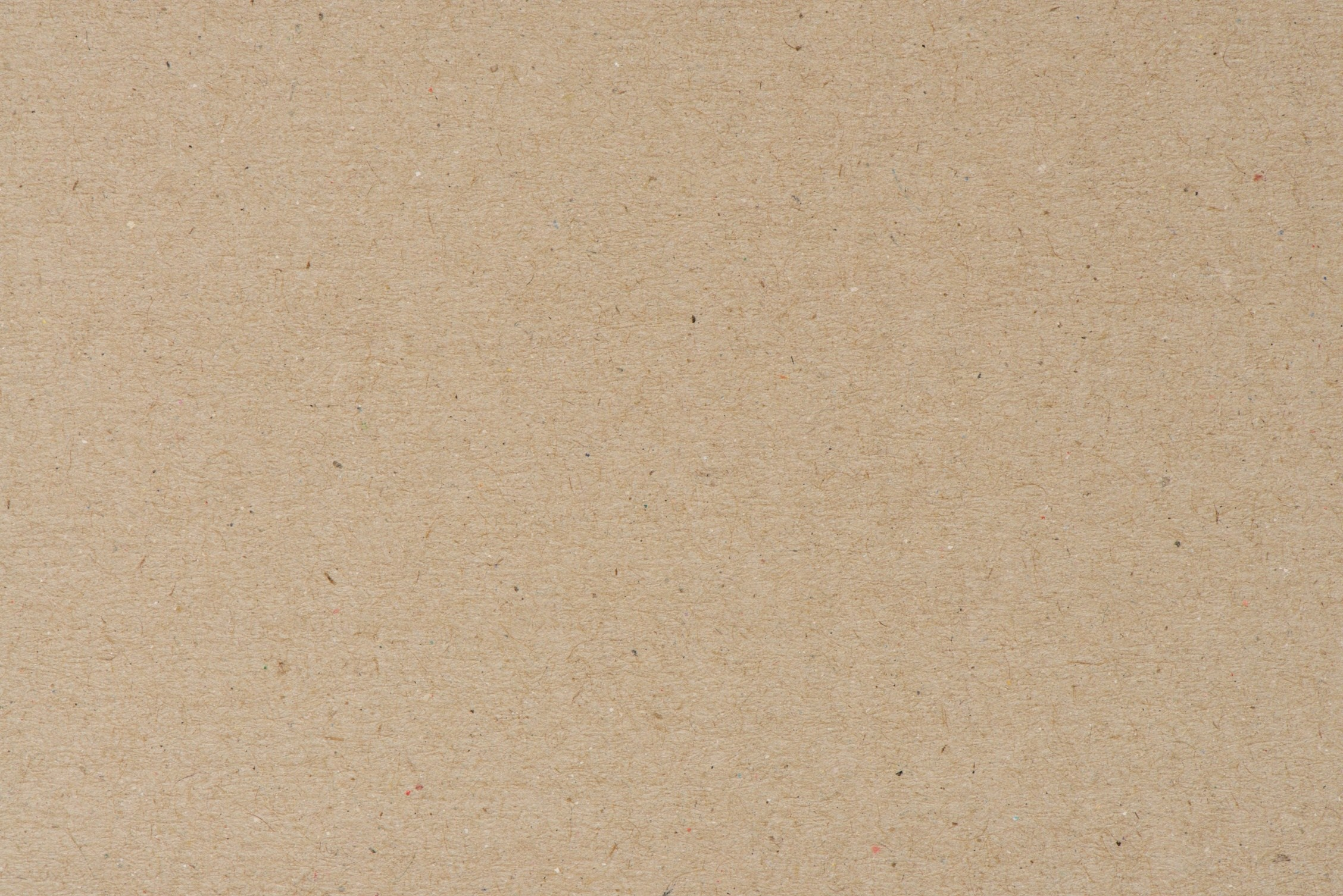 Brown Kraft Sheet Background.